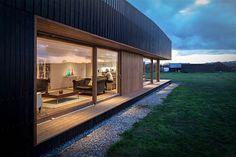 Die Howe Farm der IPT Architects: Ein modernes Bauernhaus