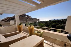 Modern Penthouse with Panoramic Sea Views in Nagüeles, #Marbella - 1.590.000€