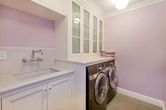 South Bay Ranch Remodel - traditional - laundry room - san francisco - JCA ARCHITECTS