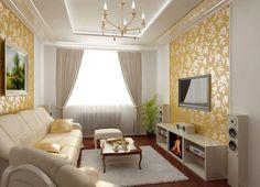 дизайн зала-спальни в квартире - Поиск в Google