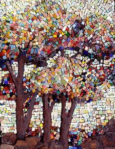 So beautiful. I think im going to switch my creative ability over mosaics. These are so awesome