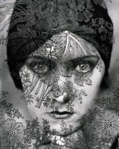 Gloria Swanson - 1924 - Photo by Edward Steichen