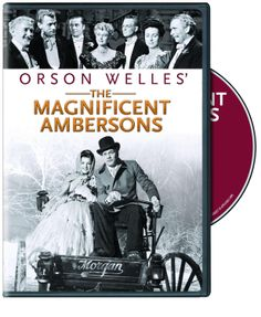 Amazon.com: The Magnificent Ambersons: Georgia Backus, Anne Baxter, Richard Bennett, William Blees, Ray Collins, Dolores Costello, Joseph Cotten, Don Dillaway, Keenan Elliott, Mel Ford, Tim Holt, Harry Humphrey, John Maguire, Agnes Moorehead, Anne O'Neal, Hilda Plowright, Erskine Sanford, Jack Santoro, James Westerfield, Orson Welles: Movies & TV