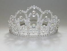 Una princesa verdadera Diva cristal y perla por CreativeCalling1