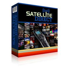 Satellite Direct TV Software for PC and Mac