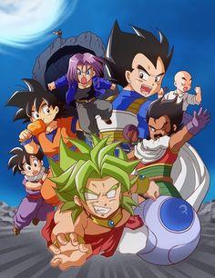 Personajes DB