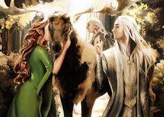 AMRALIME: THE HOBBIT FANART ANTHOLOGY by cos-tam.deviantart.com on @DeviantArt