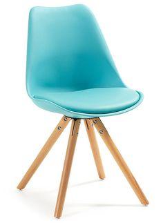 Ralf stoel - LaForma - blauw