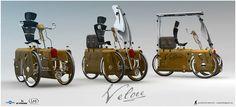 Veloce small size version | Local Motors