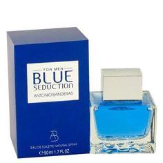 Outras Blue Seduction For Men Eau de Toilette Antonio Banderas - Perfume Masculino - 200ml R$95,20