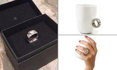 (Lifebuzz) Engagement mug :D