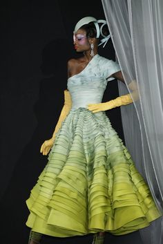 Christian Dior Couture Spring 2007 Sometimes I dream in couture and when I do it looks like this...
