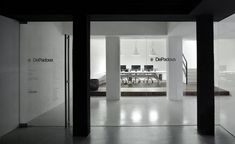 De Padova relocates to a new showroom space in Milan's Via Santa Cecilia, designed by Piero Lissoni and including pieces by parent company Boffi Italian Furniture Brands, Italian Furniture Design, Boffi, Milanesa, Model Homes, Online Furniture, Showroom, Interior Design, Home Decor