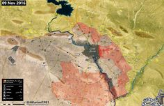#Mosul Operation Map of military progress in Mosul area in northern & eastern axis HD:mediafire.com/convkey/87ed/8… @HKarimi1991 #MosulOp #موصل