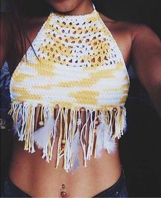 Image of Festival Collection- Free Spirit Halter Top