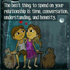 Building a life together, relationships, love