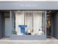 The Guild at 51 Christmas Window 2015