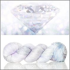 Expression Fiber Arts, Inc. - APRIL DIAMOND SUPERWASH MERINO SILK PEARLESCENT WORSTED, $30.00 (http://www.expressionfiberarts.com/products/april-diamond-superwash-merino-silk-pearlescent-worsted.html)