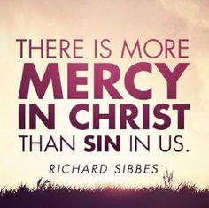 #Christ #mercy