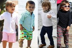 Your Baby Needs Makeover! Mason Disick Is Here To Help [PHOTOS]