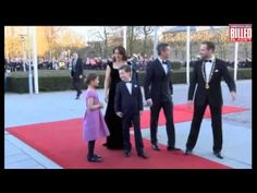 Celebrations for Queen Margrethe ll's upcoming 75th birthday, Aarhus (2015)