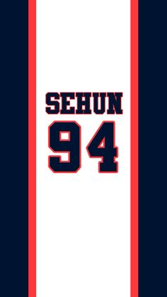 EXO Sehun number