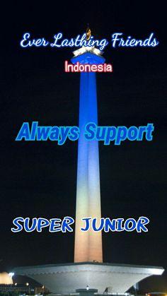 Indonesia and Super Junior