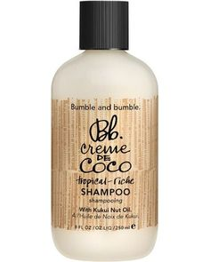 Creme De Coco Shampoo 8.5 oz