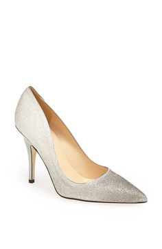 Shoes and sparkles, how could you go wrong!