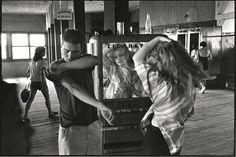 Brooklyn Gang by Bruce Davidson, 1959