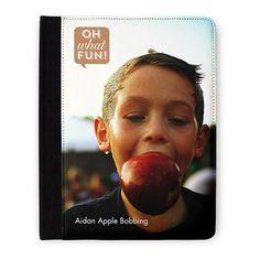 Leatherette Folio iPad Case : $49.99