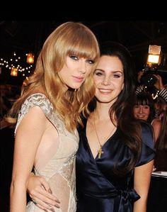 Taylor and Lana