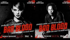 Kendrick Lamar and Taylor Swift have most 2015 MTV VMAs Nominations