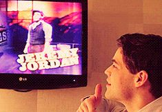 This is my reaction too<<<this and the reaction Jack Kelly (Jeremy Jordan) made when he shook Teddy Roosevelt's hand