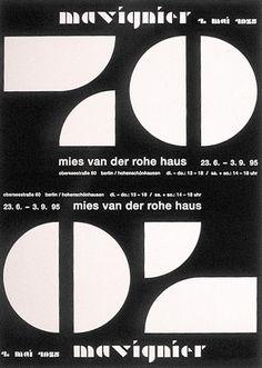 Almir Mavignier – Cartazes, 1957-2008 – Acervo Museu de Arte Moderna de São…