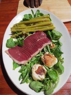 Salade Landaise aux magrets de canard
