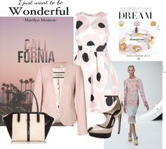 """""""California Dream"""" by styled-by-daniela-douk on Polyvore"""