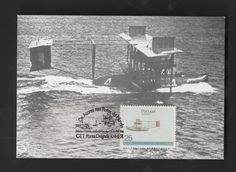 MAXIMUM CARD PORTUGAL AZORES AÇORES FLYBOAT AIRPLANE ATLANTIC FLY CURTISS USA