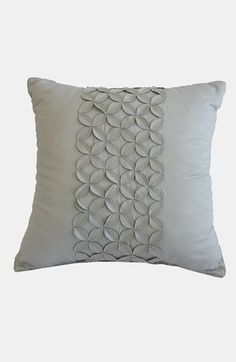 Laundry by Shelli Segal 'Nanette' Appliqué Pillow available at #Nordstrom