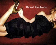 Rupert Sanderson, zapatos de lujo 100% british, en París   DolceCity.com