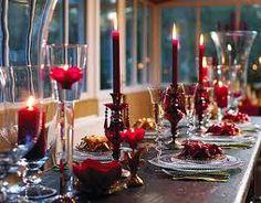 decoração de mesa de jantar - Pesquisa do Google