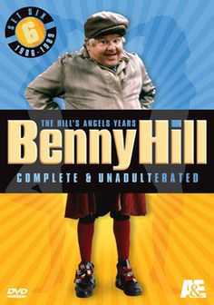 Benny Hill: Complete & Unadulterated: The Hill's Angels Years: Set Six DVD