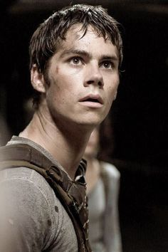 Dylan O'Brien in 'The Maze Runner'! I made the NEW board The Maze Runner, if you are Dylan O´Brien fan and intrested, go and check it out!!!