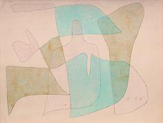 Paul Klee: exotischer klang. 1930.