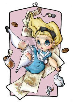 Alice no País das Maravilhas, Sob Vários Pontos de Vista | Criatives