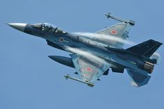 rocketumbl: F-2 Or how Japan completely ruined the superb F-16 design!