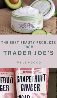 I tried Trader Joe's entire beauty aisle, and these are the 9 best skin-care products - Healthy Skin 🏻 Beauty Care, Beauty Skin, Beauty Hacks, Beauty Tips, Beauty Products, Diy Beauty, Beauty Secrets, Skin Secrets, Beauty Book