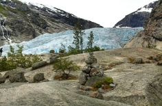 Nigardsbreen Mountain #Norway #Travel http://travelbuglimited.ie/