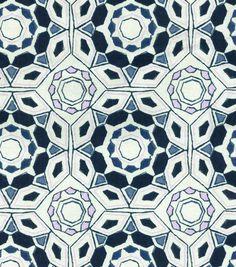 Nate Berkus Home Decor Print Fabric-Gem