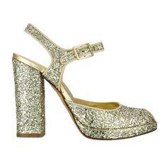 Scarpa glitter